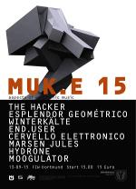 MUK.E 15 Flyer