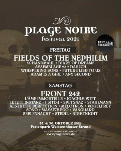 Plage Noire 21 Flyer
