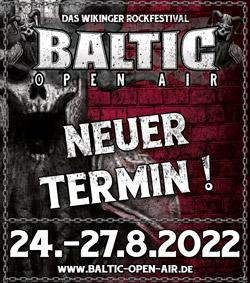Baltic open Air 2022 neuer Termin